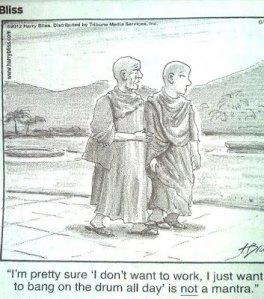 Bliss Cartoon
